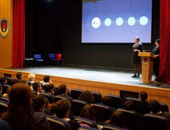 TED Kocaeli Koleji Özel Anadolu Lisesi Erasmus+ Tanıtım Toplantısı düzenlendi