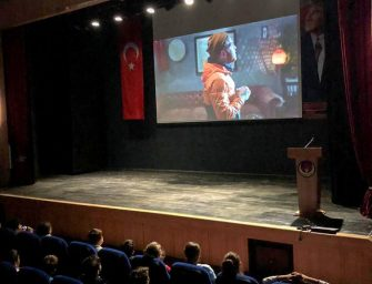 """ÖĞRENCİLER """"GELECEĞE '25 LİTRE' MESAJIMIZ VAR"""" ETKİNLİĞİ'NDE BULUŞTU"""