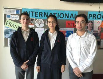 TED Kocaeli Koleji Özel Anadolu Lisesi Öğrencilerinin YGA Zirve Yolculuğu Devam Ediyor!
