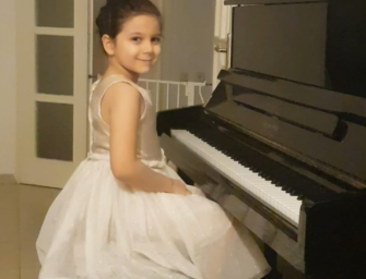 """""""Mayder Uluslararası Piyano Festivali""""nde, öğrencimiz Ece Yeğenoğlu ödül kazandı"""